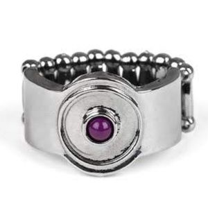 Free with Bundle Cant Bead That Purple Ring